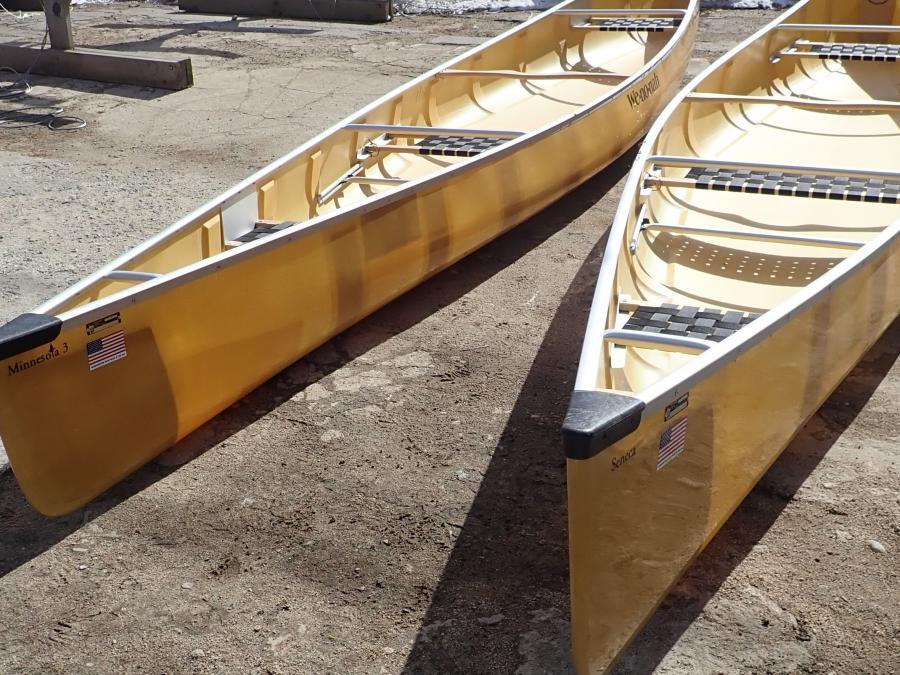 Canoe & Kayak Rentals | St  Regis Canoe Outfitters